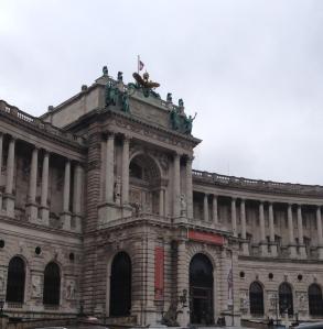 Entrada por Heldenplatz